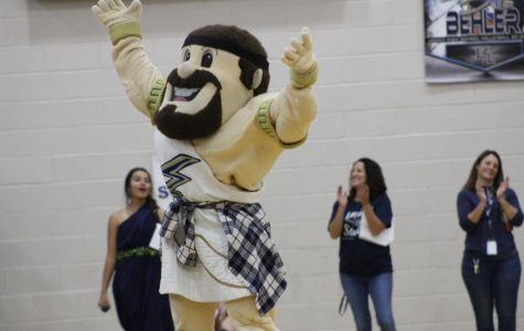 Pep Assembly Photos
